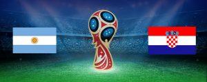 今日预测: 阿根廷Vs克罗地亚