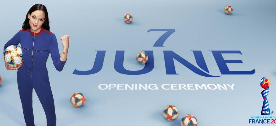 万博体育报道,法国歌手贾恩将在2019年法国开幕式上表演