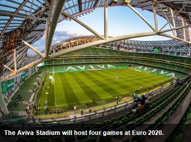 欧足联更优惠的球票提供给喜欢欧洲杯2020的球迷们