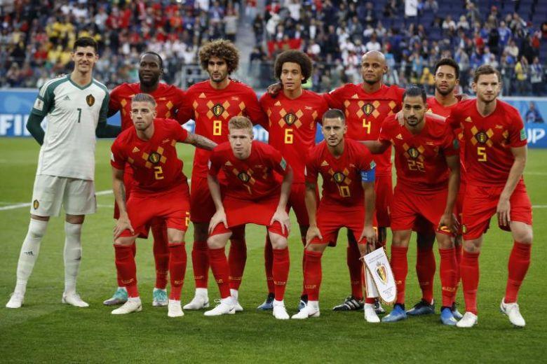 欧洲杯2020 (2021)比利时队