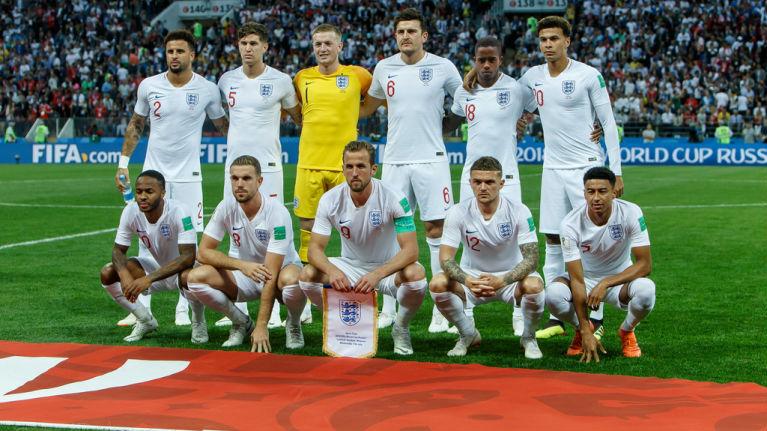 欧洲杯2020 (2021)英格兰队