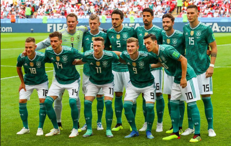 欧洲杯2020 (2021)德国队