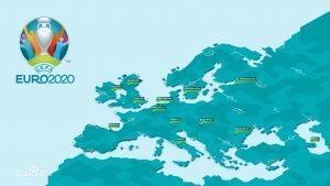 2020年欧洲杯东道主及比赛球场有哪些
