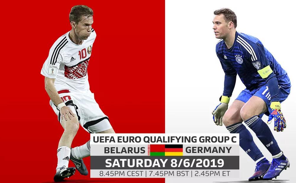 拜仁慕尼黑的功勋门将曼努埃尔·诺伊尔有望带领德国队在2020年欧洲杯C组预选赛中取得第二场胜利
