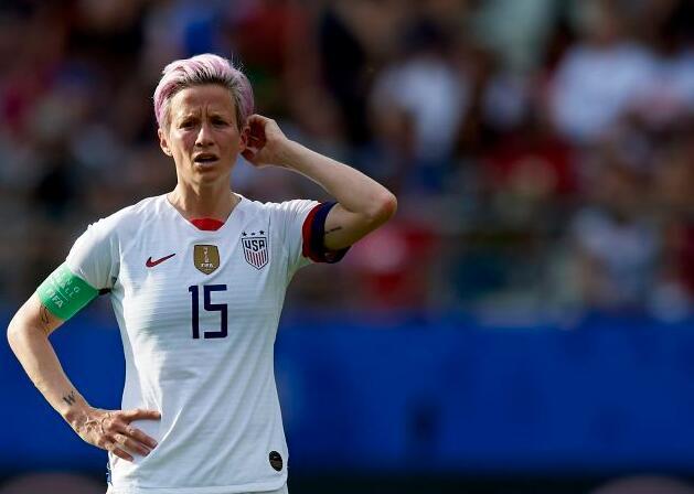 美国队有机会再次获得2019女足世界杯冠军
