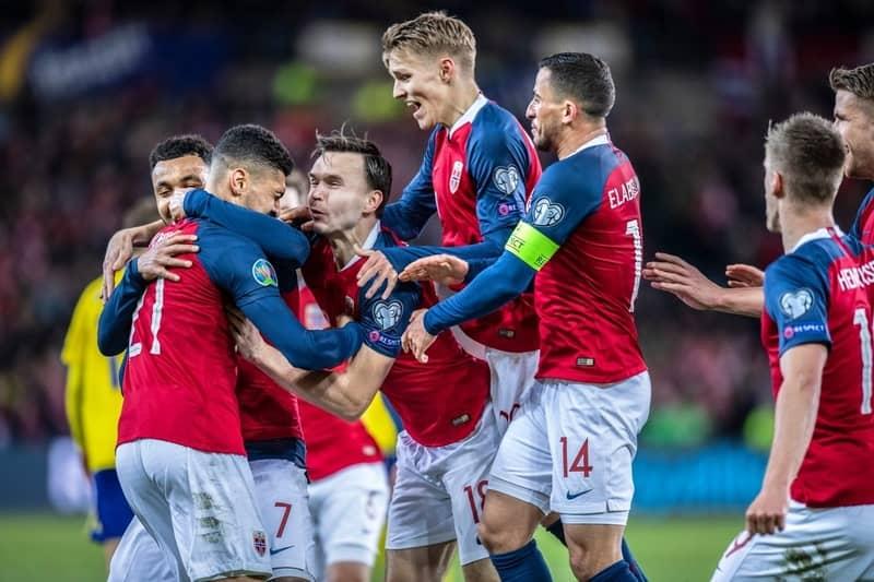 """""""塞尔维亚vs挪威"""" 欧洲杯2020"""