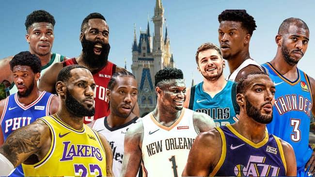 NBA复赛严谨防疫,成为全美最安全的地方