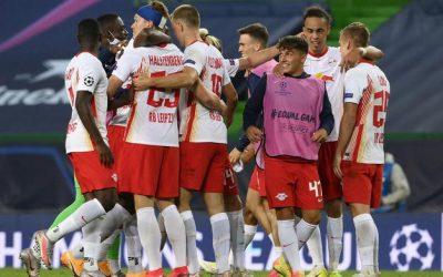 莱比锡半决赛对巴黎,亚特兰大下赛季再战欧冠