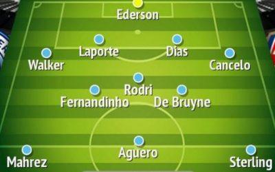 曼城球迷选出最佳阵容,高层称仍想要梅西