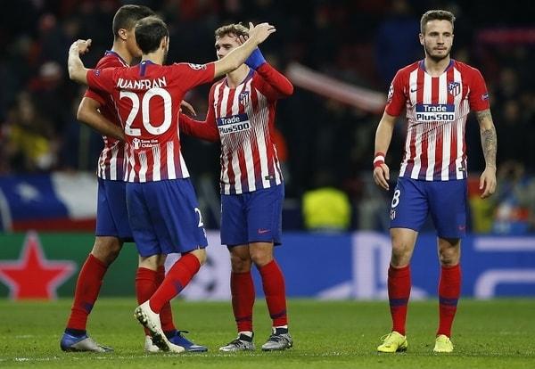 """Atletico Madrid vs Barcelona"" La Liga 2020"