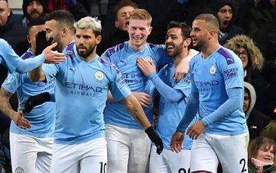 """""""曼城vs利物浦"""" 英超联赛2020"""