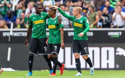 门兴格拉德巴赫vs曼城 欧冠联赛2021