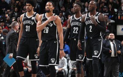 布鲁克林篮网vs达拉斯独行侠 NBA联赛2021
