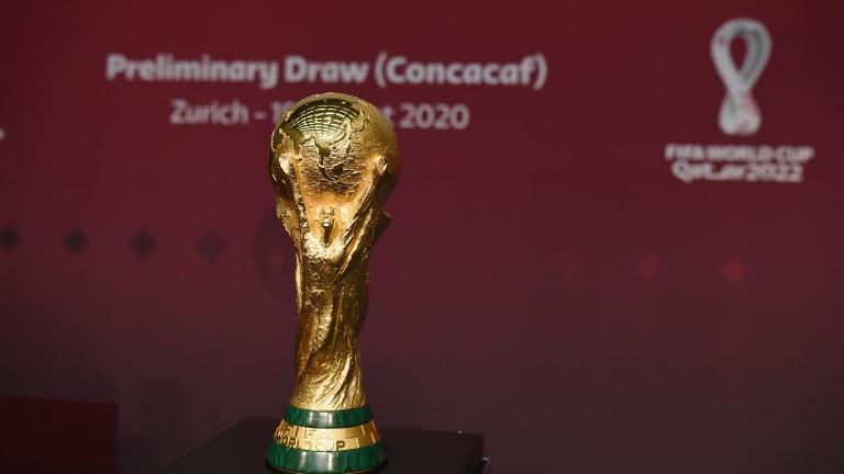 世界杯2022预选赛晋级队伍