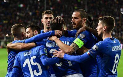 欧洲杯2021意大利队前瞻