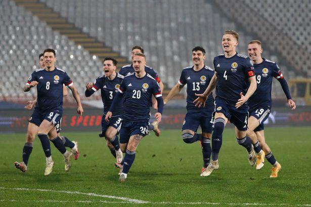 欧洲杯苏格兰队