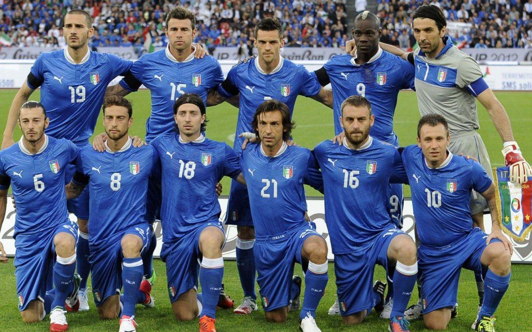 为欧洲杯做准备,意大利球员开始接种疫苗