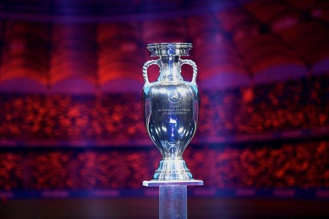 欧洲杯奖杯