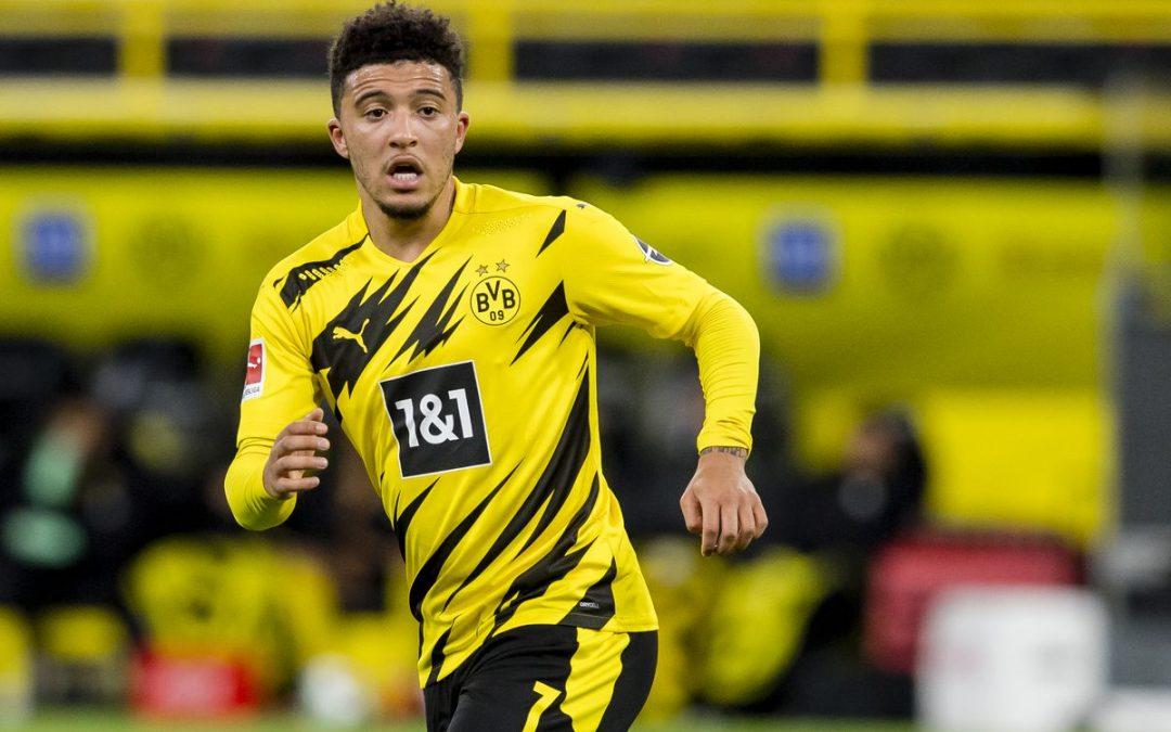 Jadon Sancho in eurocup