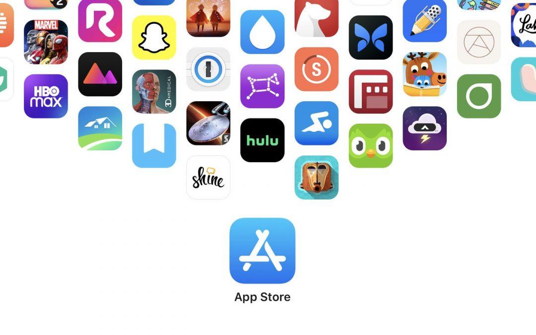 苹果对有赌博和竞赛内容的App进行精确分类