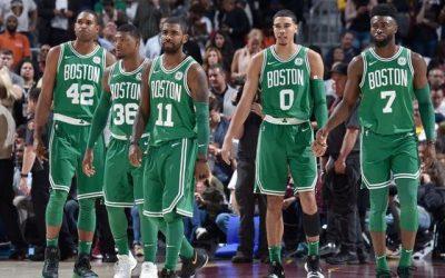 波士顿凯尔特人vs迈阿密热火 NBA联赛2021