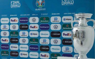 欧洲杯影响力大,球员身价不菲,赞助商获益不浅