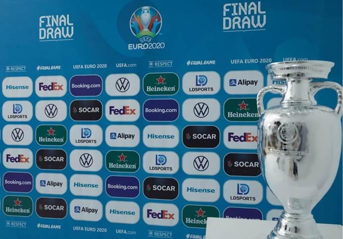欧洲杯赞助商