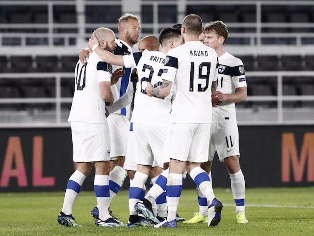 Finland euro team