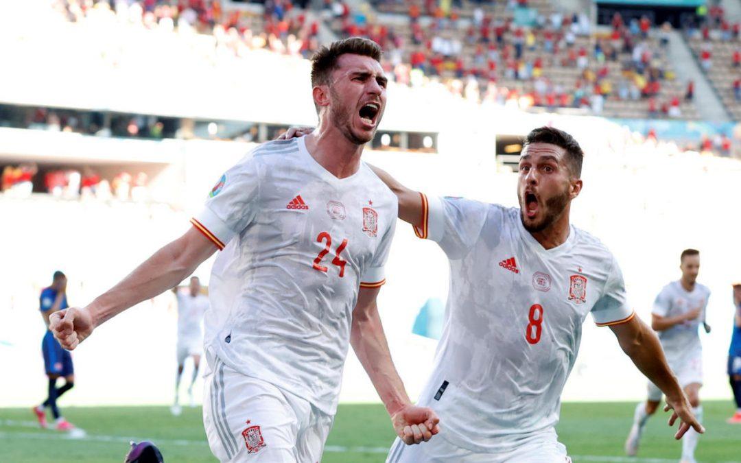 欧洲杯2021八强赛程表