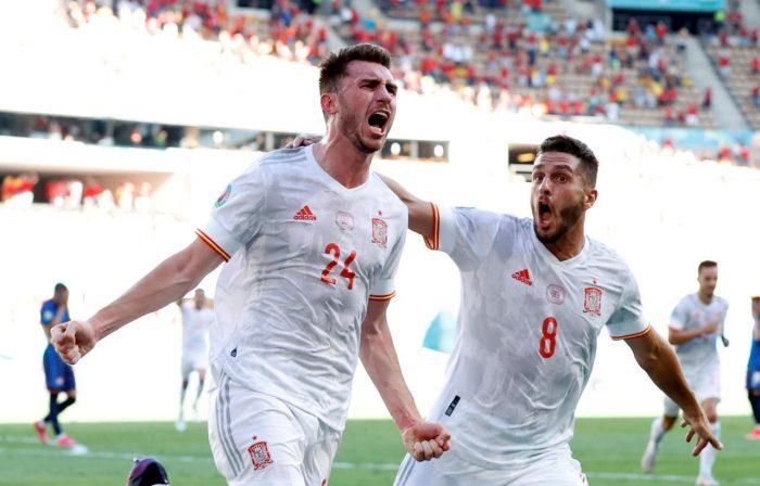 Spain Slovakia Euro 2021
