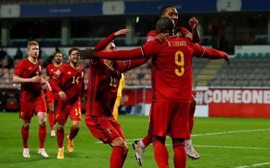 芬兰vs比利时 欧洲杯2021