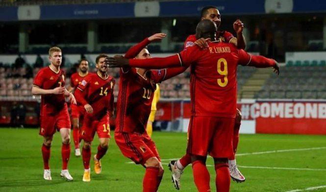 belgium winning