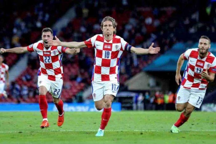 croatia in next round