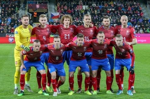 czech republic squad