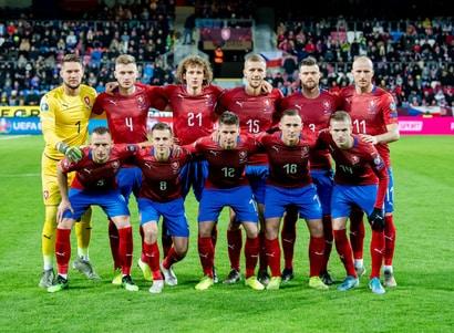 czech republic team
