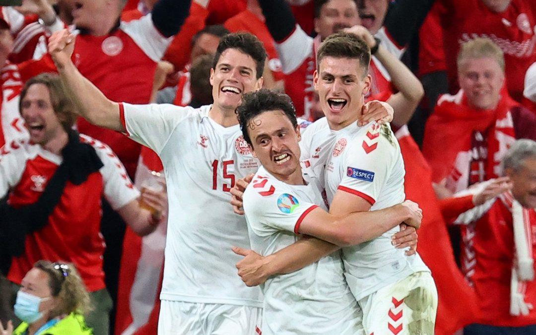 捷克共和国vs丹麦 欧洲杯2021