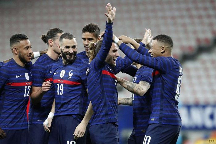 france team in euro2021