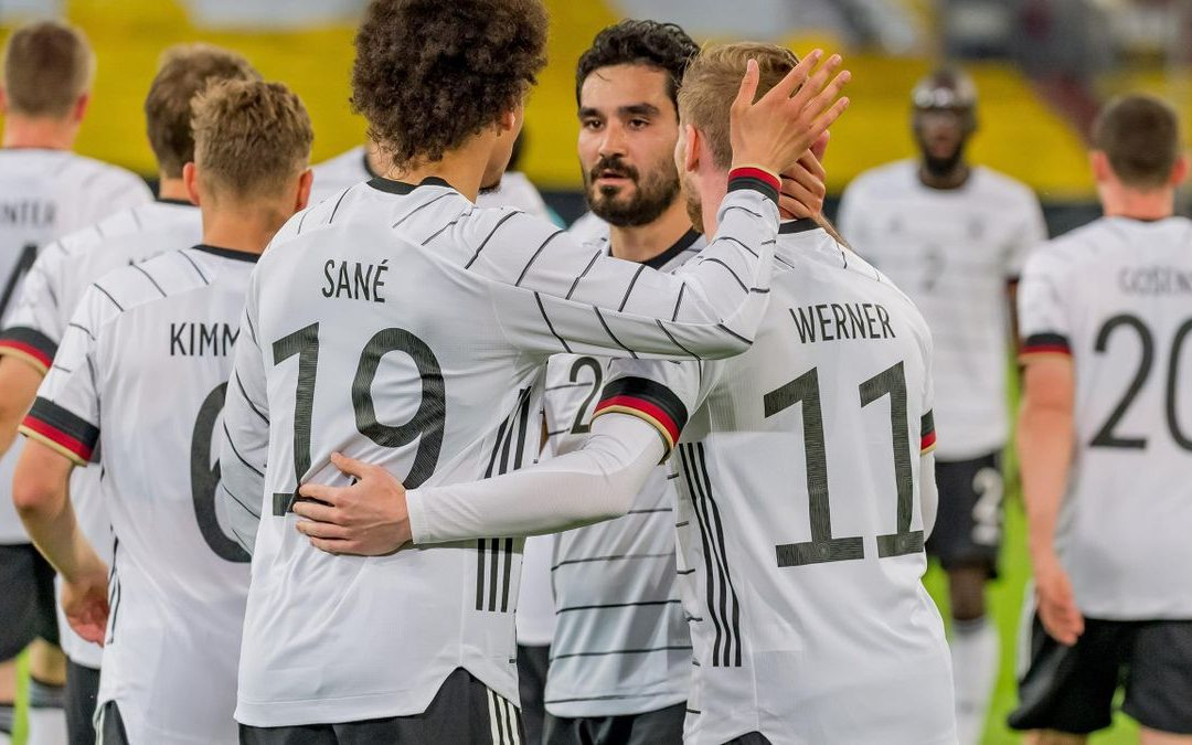 germany in F team