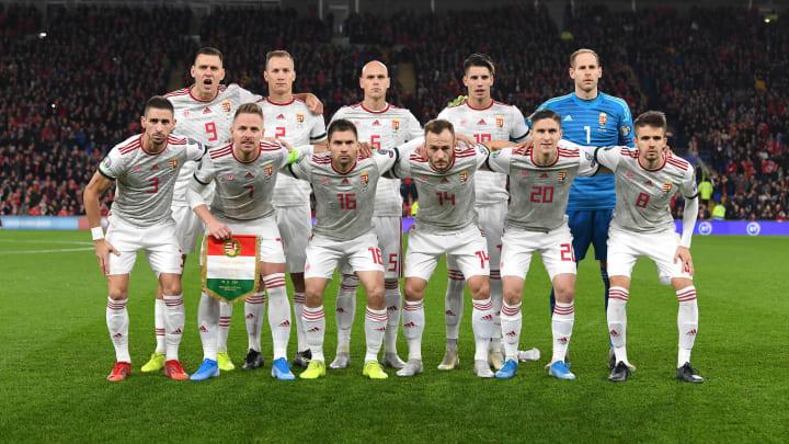 hungary team