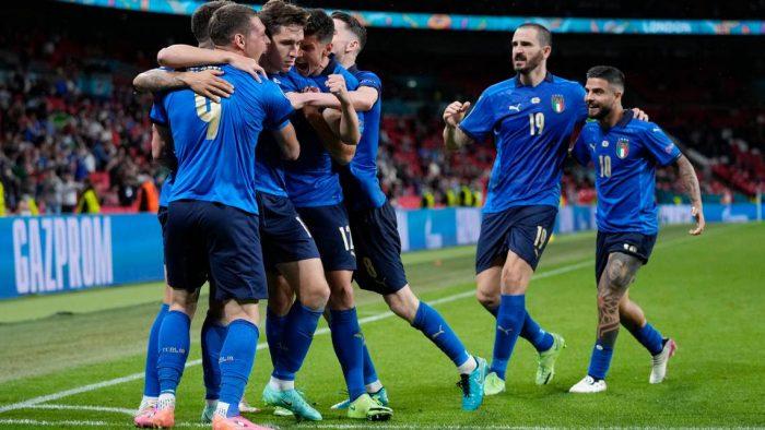 italy euro win