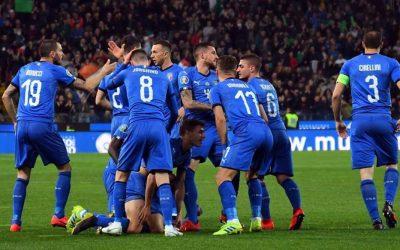 意大利vs奥地利 欧洲杯2021