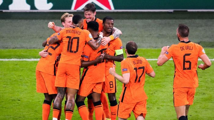netherlands players in best team