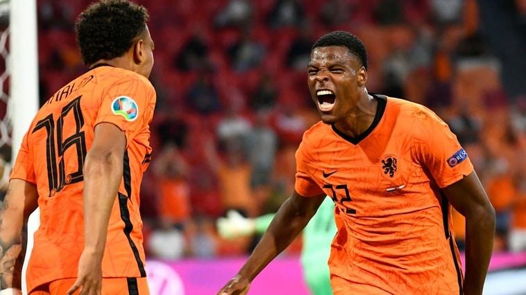 netherlands win austria