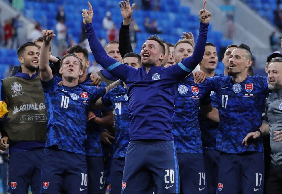斯洛伐克vs西班牙 欧洲杯2021