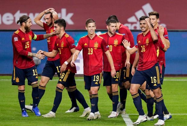 spain team in euro