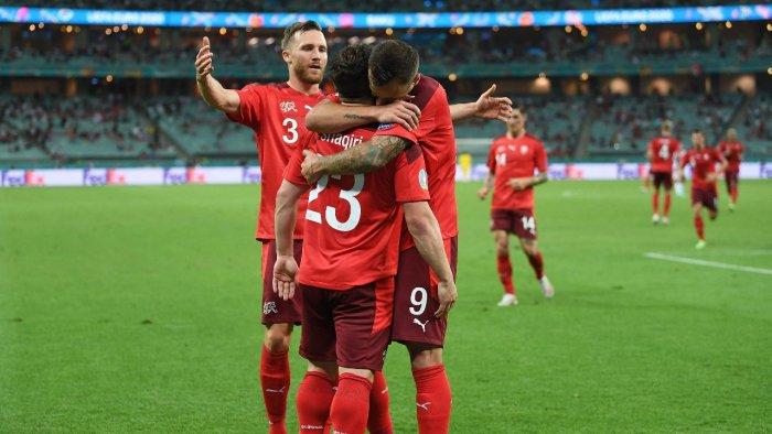switzerland football team euro 2021