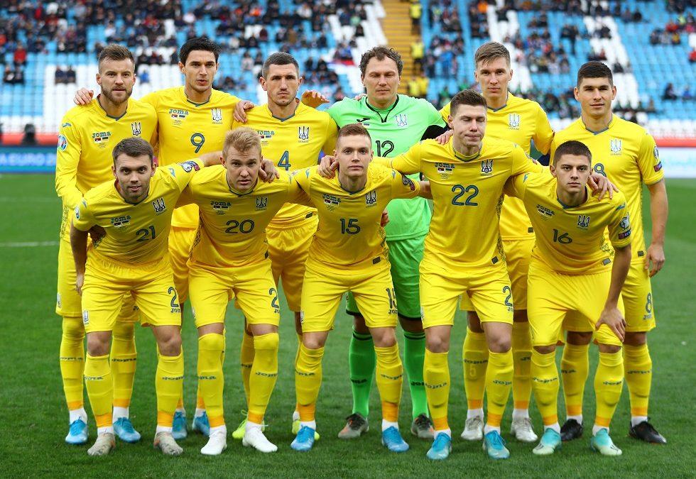 乌克兰vs奥地利 欧洲杯2021
