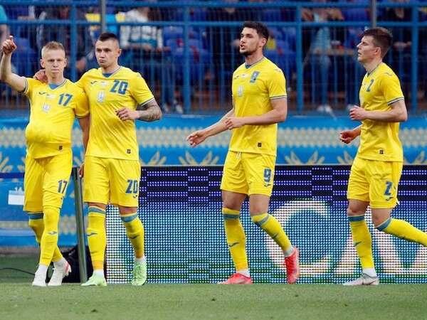 ukraine team euro 2021