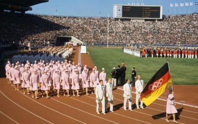 古代奥林匹亚到现代奥运会的变化