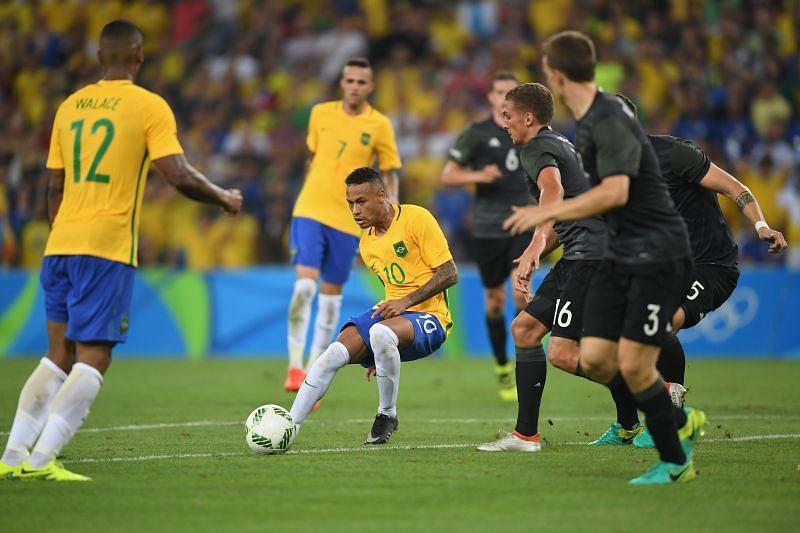 Brazil football squad